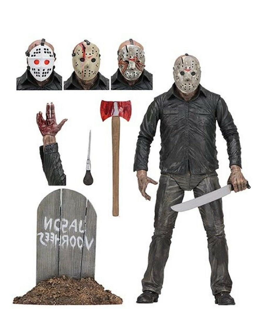 friday the 13th ultimate part 5 jason