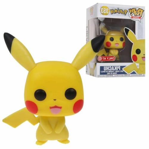 funko pop 353 pikachu target exclusive