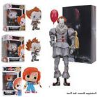 Funko Pop Movies It Pennywise with Boat Bride Of Chucky Acti
