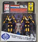G1 TRANSFORMERS GI JOE B.A.T.S. Old Snake  crossover set MOS