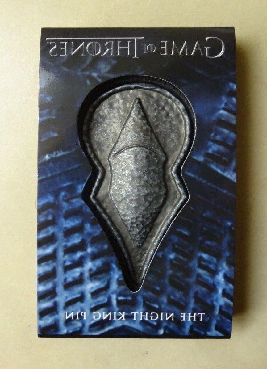 game thrones night king pin