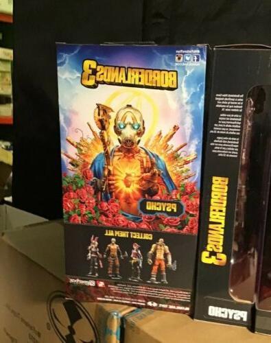 "McFarlane Toys Gearbox Software BORDERLANDS 7"" figure"