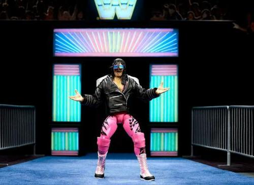 WWE Hart Action Figure Mattel