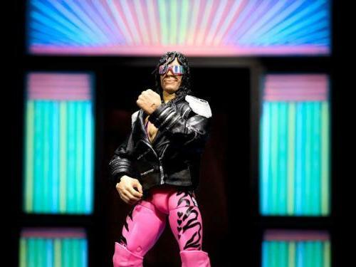 WWE Bret Hitman Hart Action Figure Edition Mattel