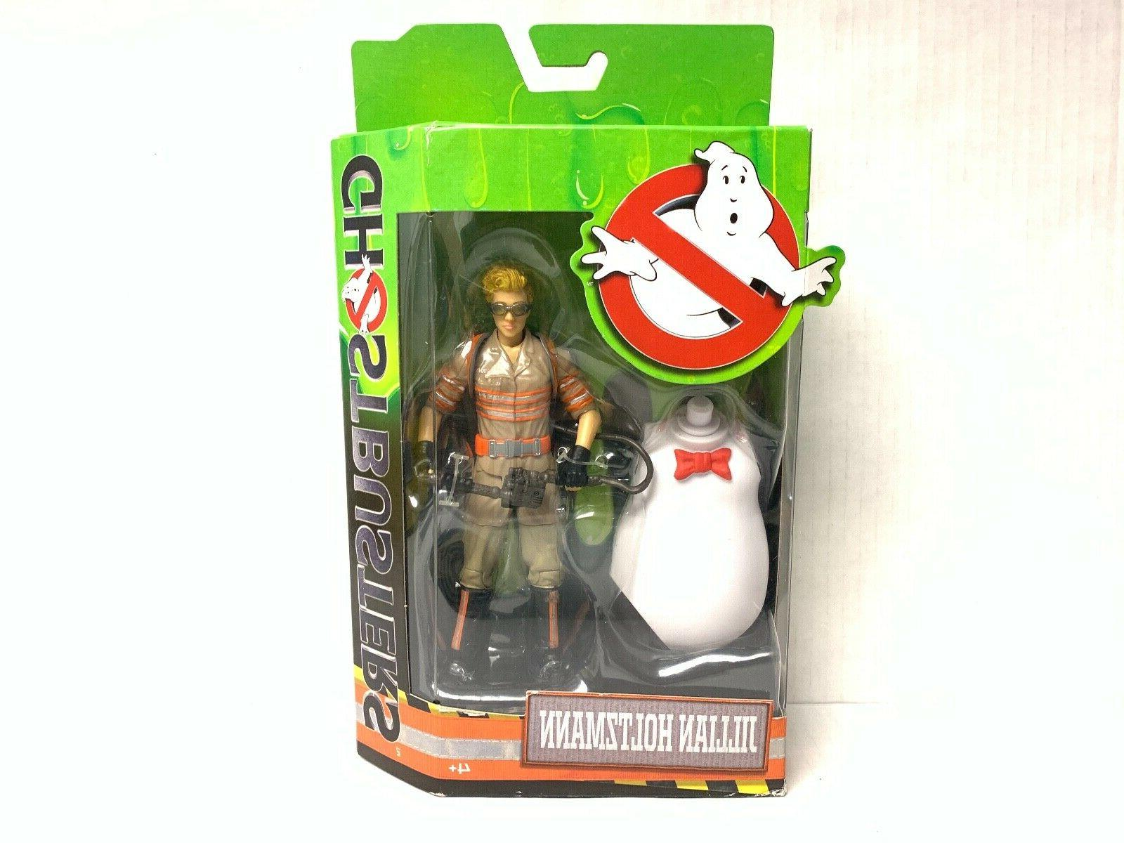 "Ghostbusters Holtzmann 6"" Action Figure NEW"