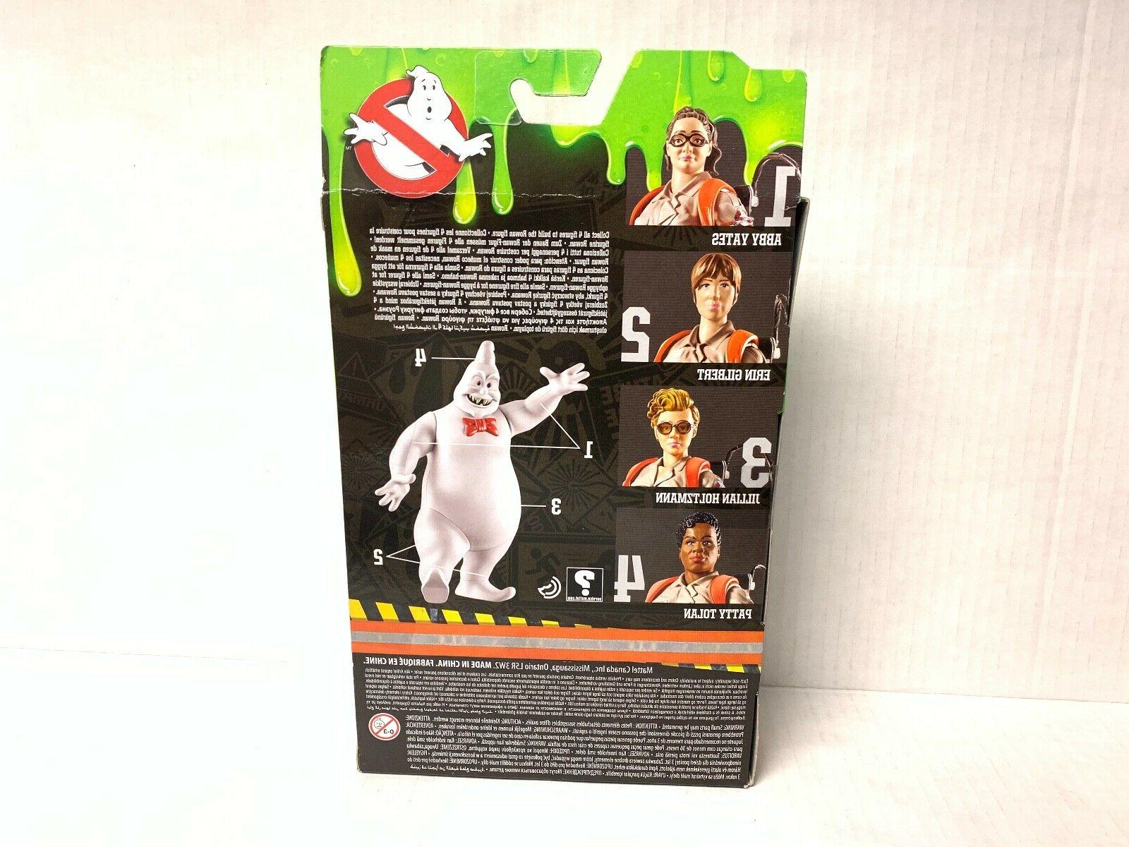 "Ghostbusters 6"" Action Mattel 2016 NEW"