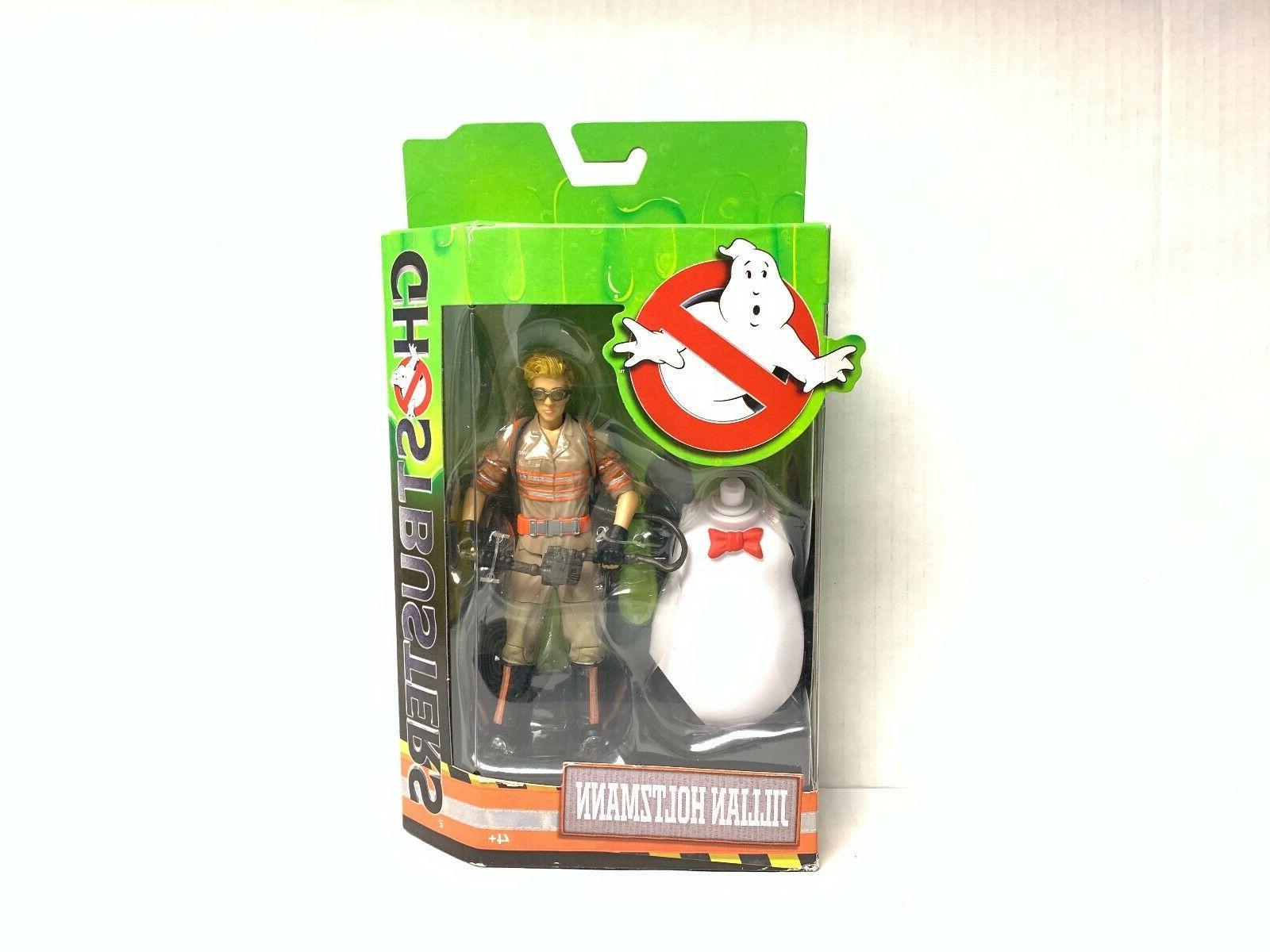 ghostbusters jillian holtzmann 6 action figure 2016