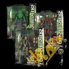 GHOSTBUSTERS Ser 3 ACTION FIGURE Set RAY Janine SLIMER w/ RO