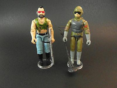 gi joe action figure display stands