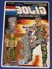 """GI Joe Rock & Roll 3.75"""" Action Figure 1988 MOC Hasbro Vinta"""
