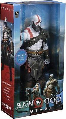 NECA - God of War  - 1/4 Scale Action Figure - Kratos