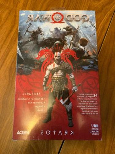 NECA God of KRATOS Scale Action Figure PS4