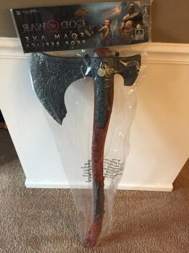 God Of War Kratos Leviathan Axe Foam Prop