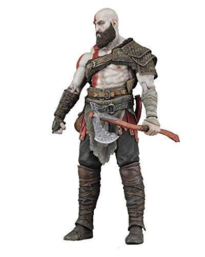 "NECA God War 7"" 7"", Multi-Colored"