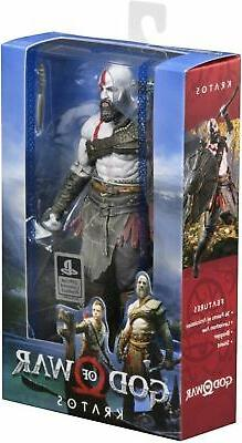 "NECA God 7"" 7"", Multi-Colored"