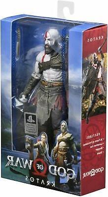 god war scale action figure