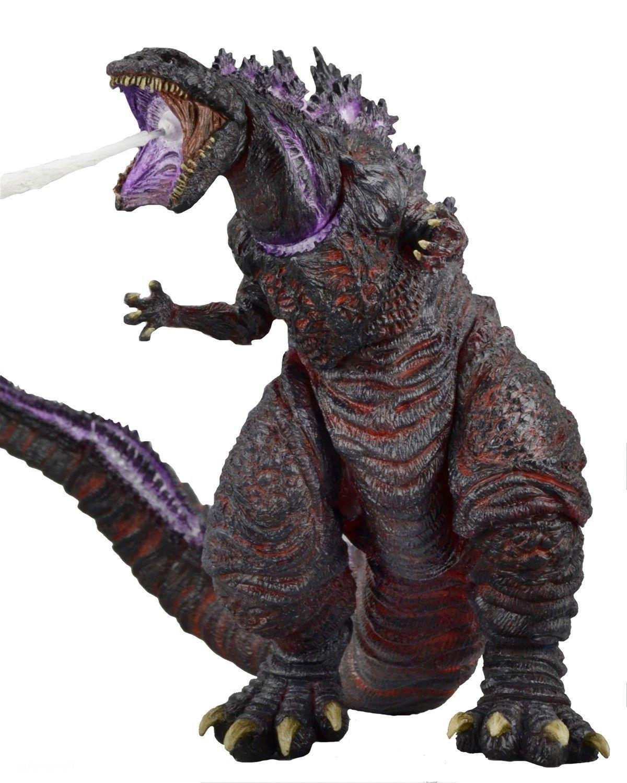 Godzilla Action – Atomic Blast Shin Godzilla NECA