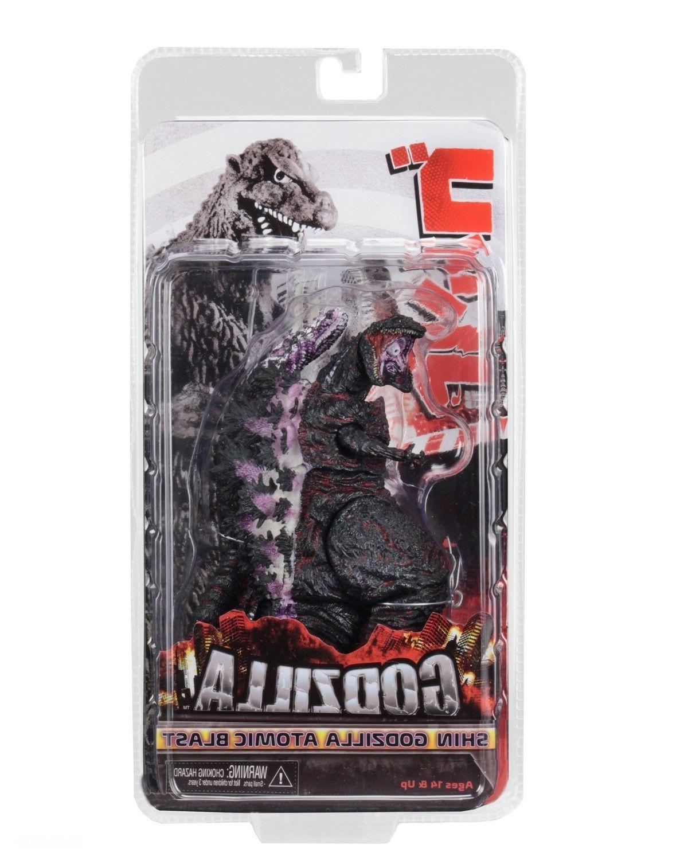 Godzilla - Action Blast Shin -