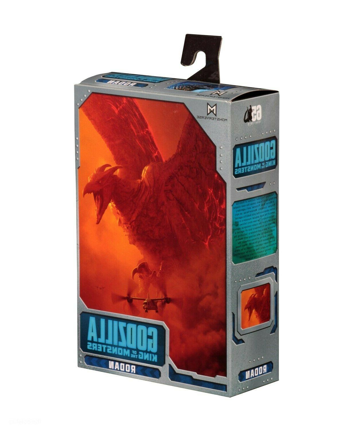 """Godzilla 13"""" Wing-to-Wing Action Figure – -"""