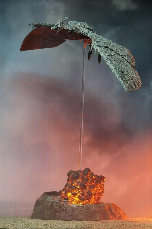 Godzilla - Wing-to-Wing Action Figure Rodan -