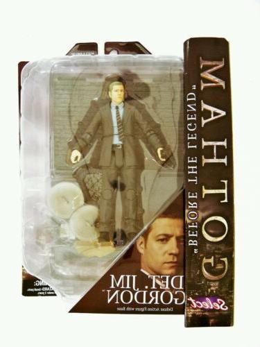 Gotham TV Series Det. Jim Gordon Action Figure Diamond Selec