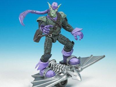 Spider-Man Goblin Figure