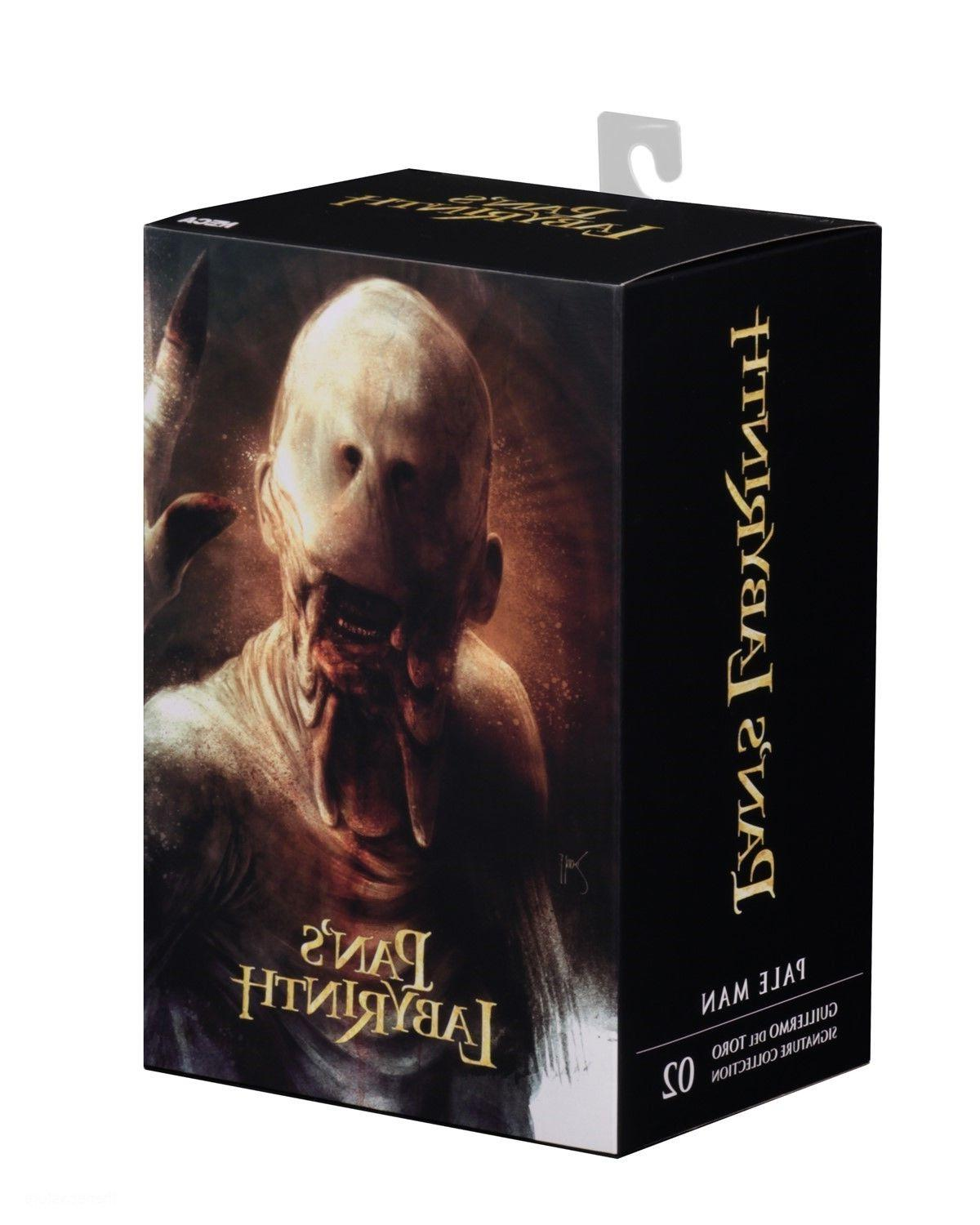 Guillermo Pan's Labyrinth Pale Man -
