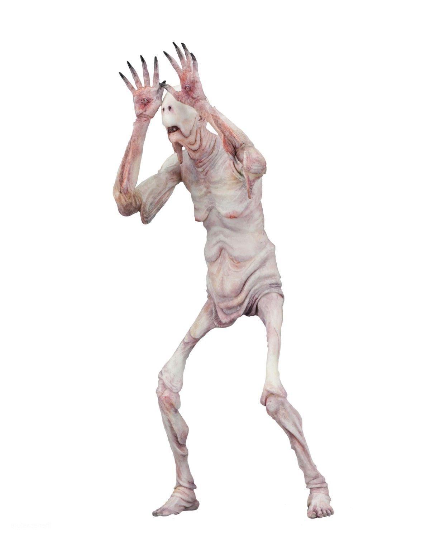 Guillermo Del Scale Action Figure Pale Man