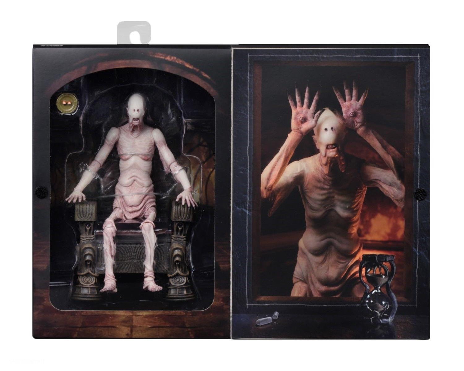 Guillermo Scale Action Figure Pale Man