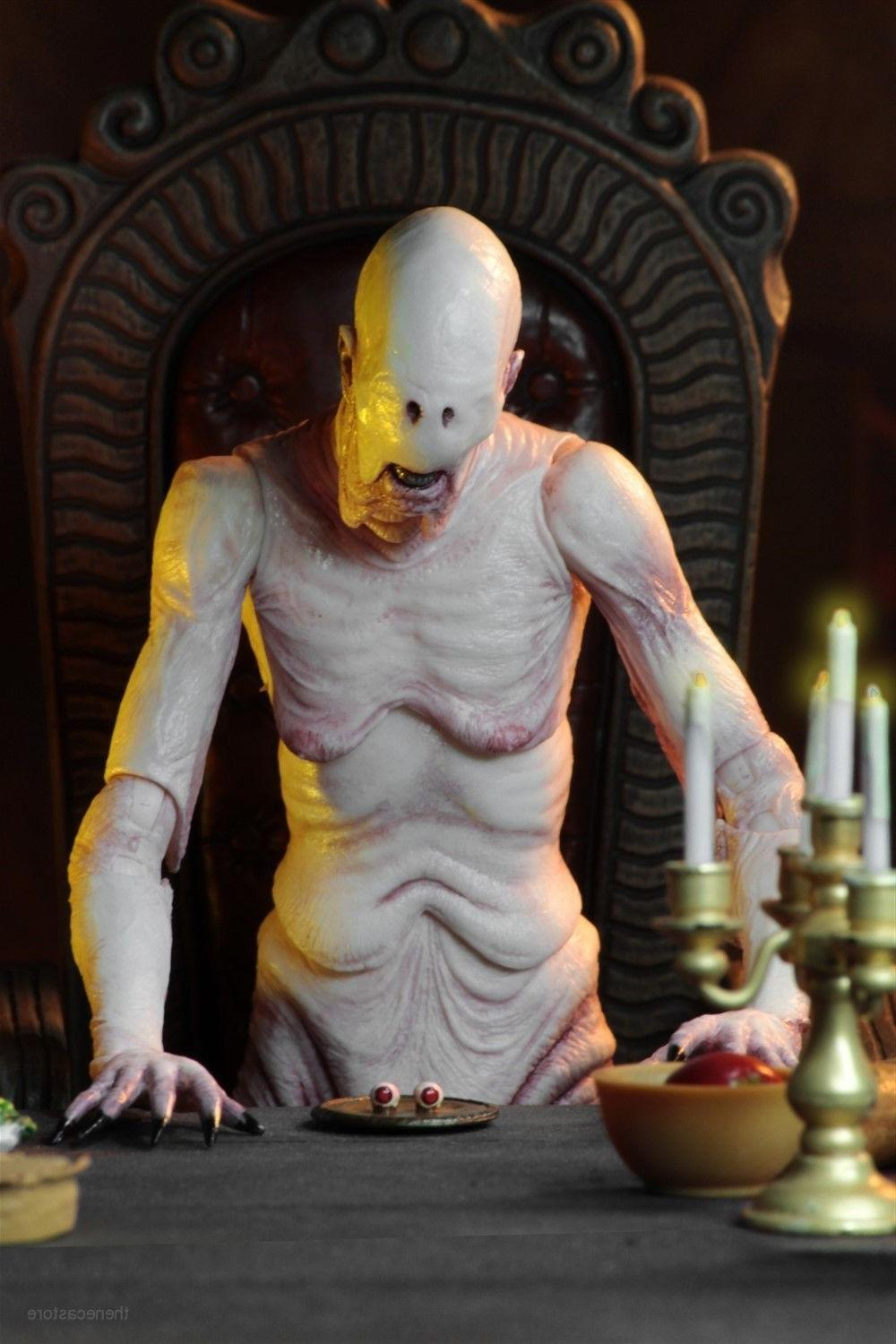 Guillermo Pan's Labyrinth Scale Action Figure – Pale Man