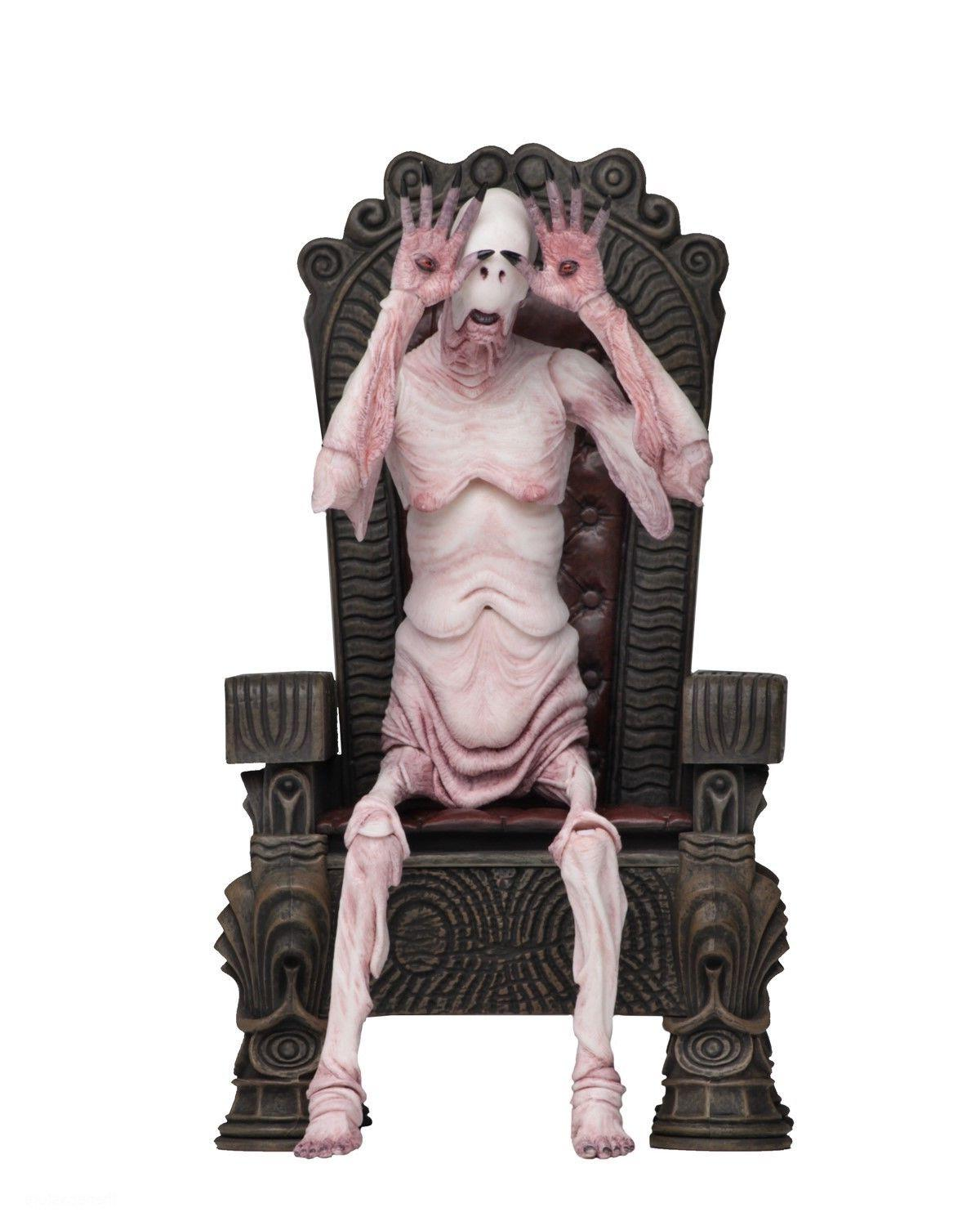 Guillermo Pan's Labyrinth Scale Figure Pale Man - NECA