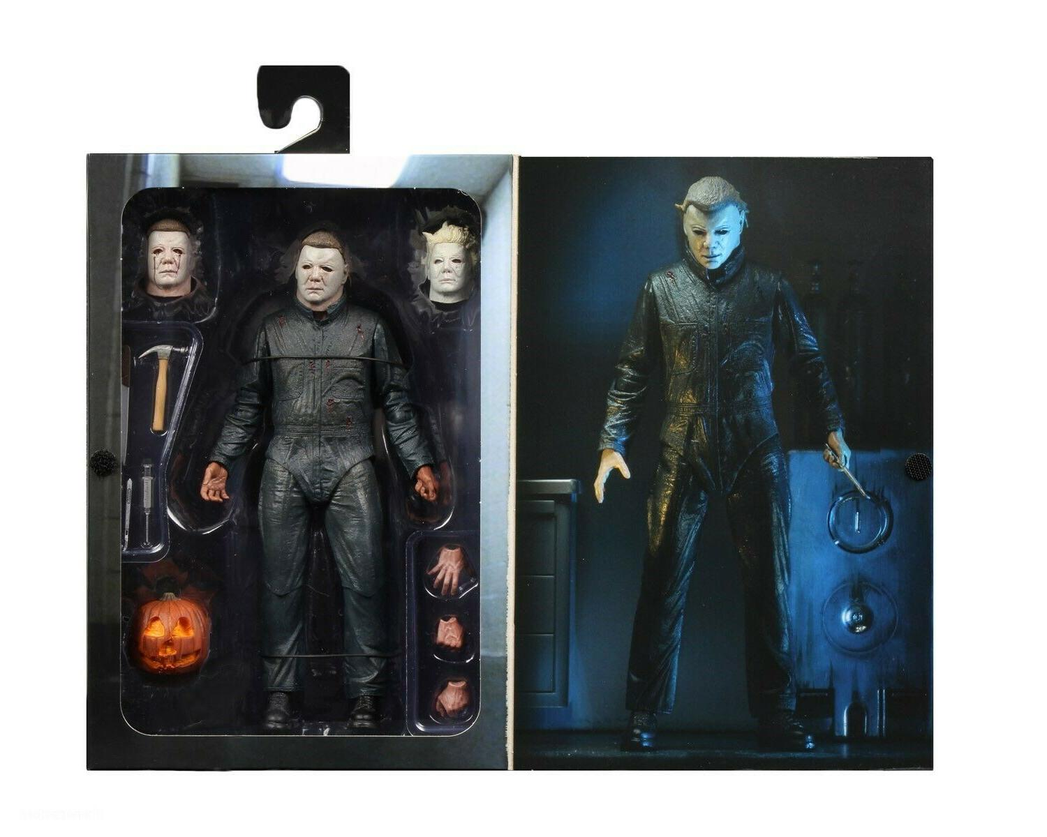 "Halloween 2 7"" Scale Action - Ultimate Michael Myers NECA"