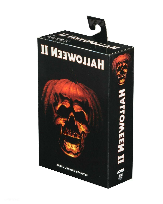 Halloween 2 Scale Ultimate Michael NECA