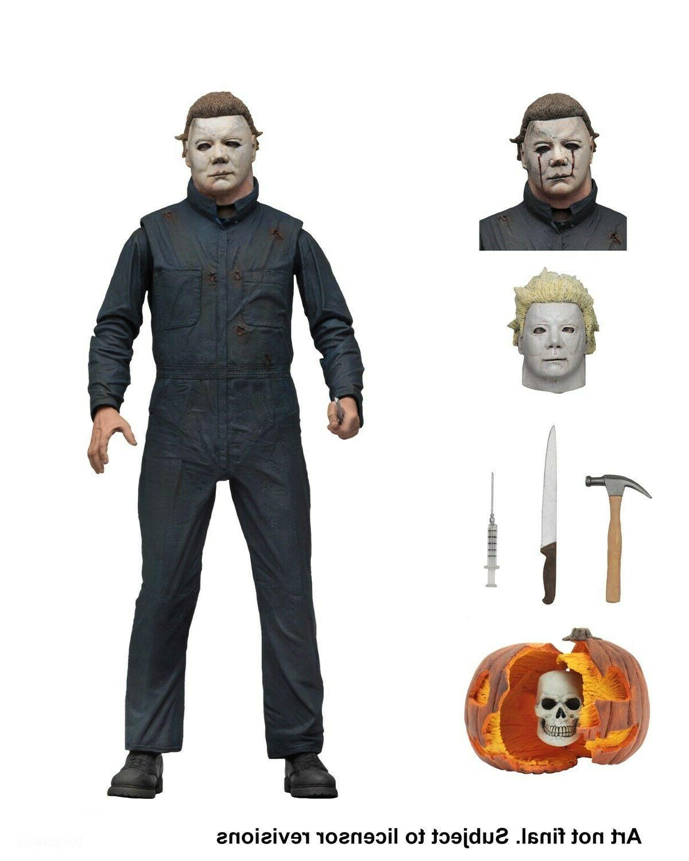 halloween 2 1981 7 scale action figure