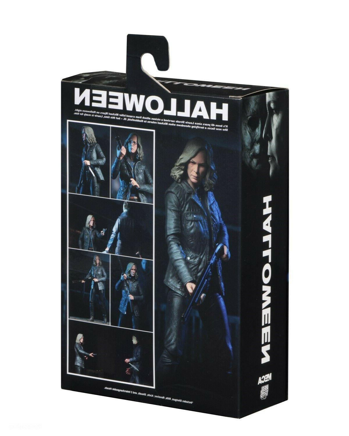 """Halloween - 7"""" Scale Action Laurie"""