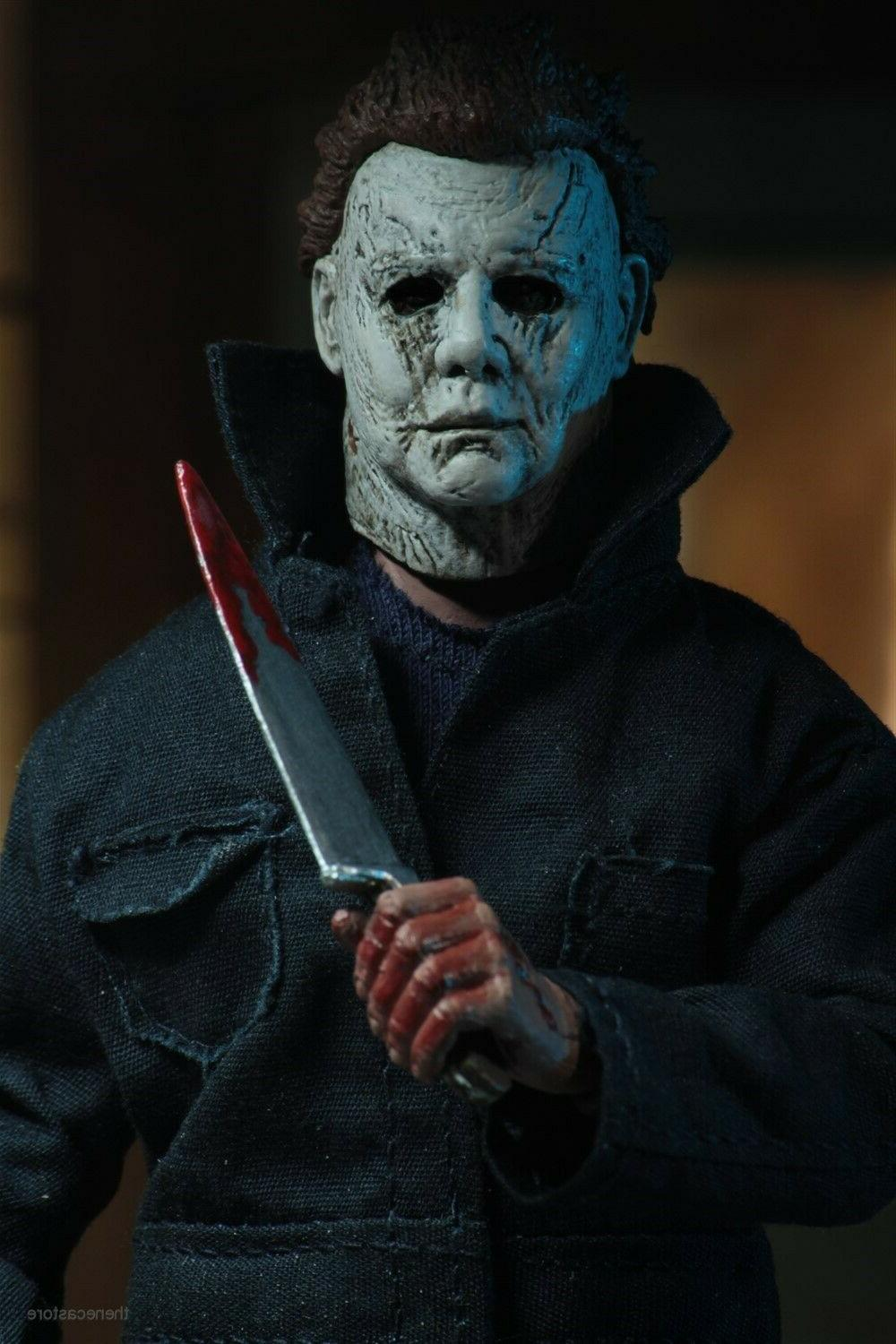 Halloween Clothed Action Figure Myers NECA