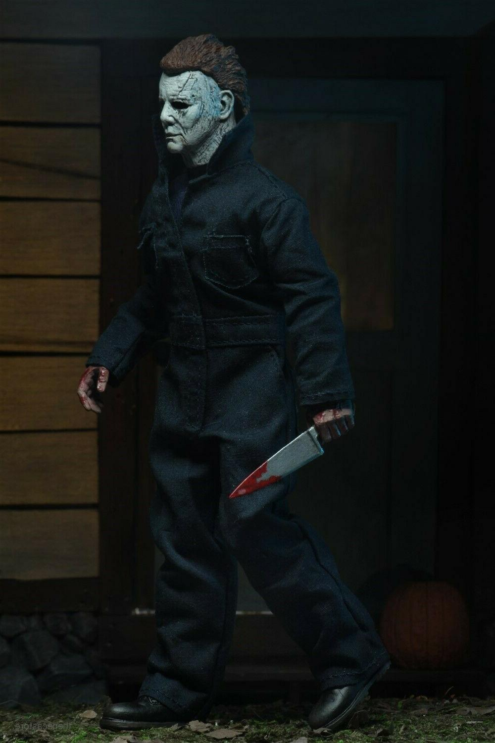 Halloween - Clothed Action - Myers -
