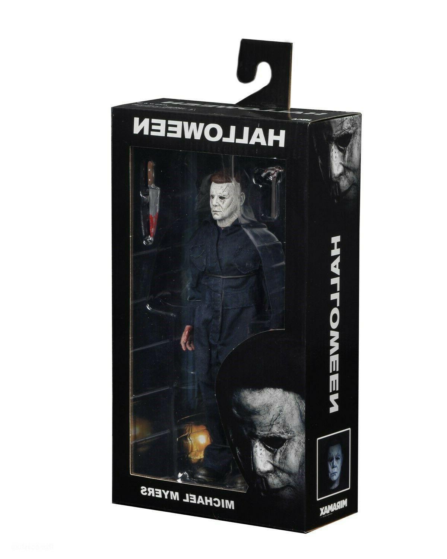 """Halloween 8"""" Action Figure Michael Myers"""