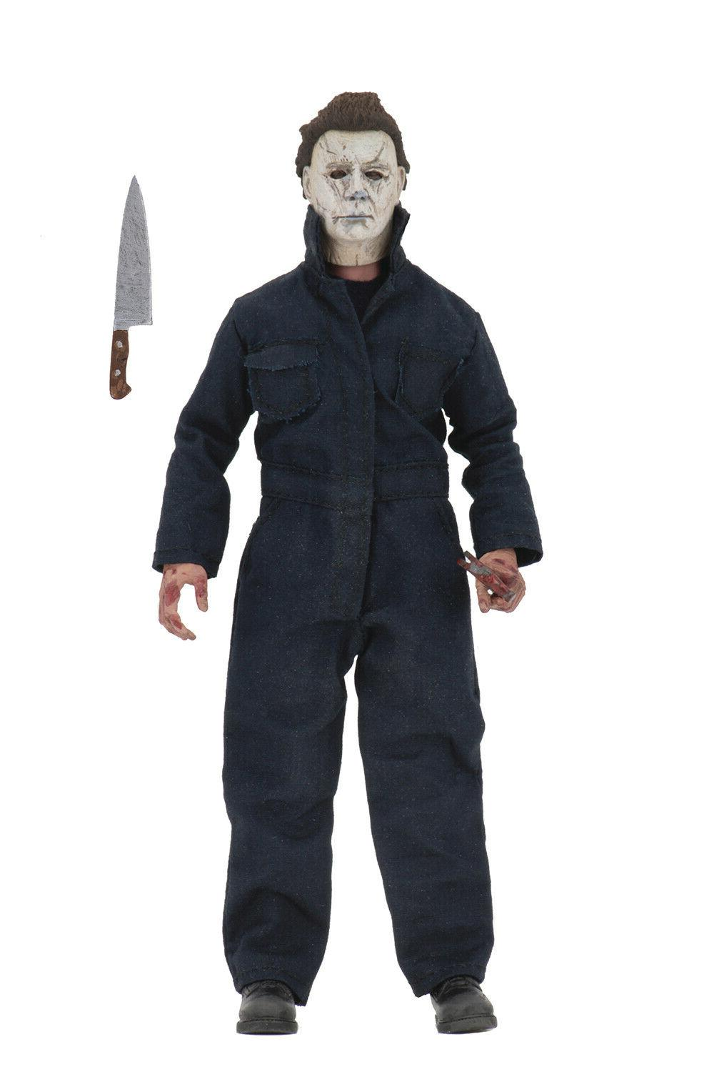 Neca Clothed Style Action Figure Michael