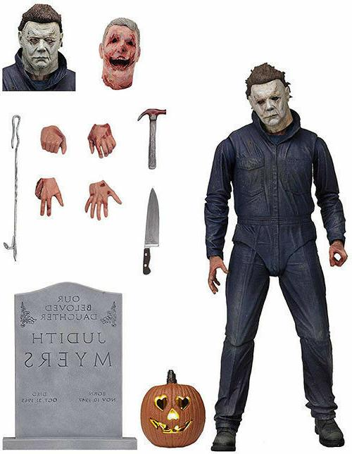 "NECA Halloween Ultimate Myers 7"" Figure US Seller"