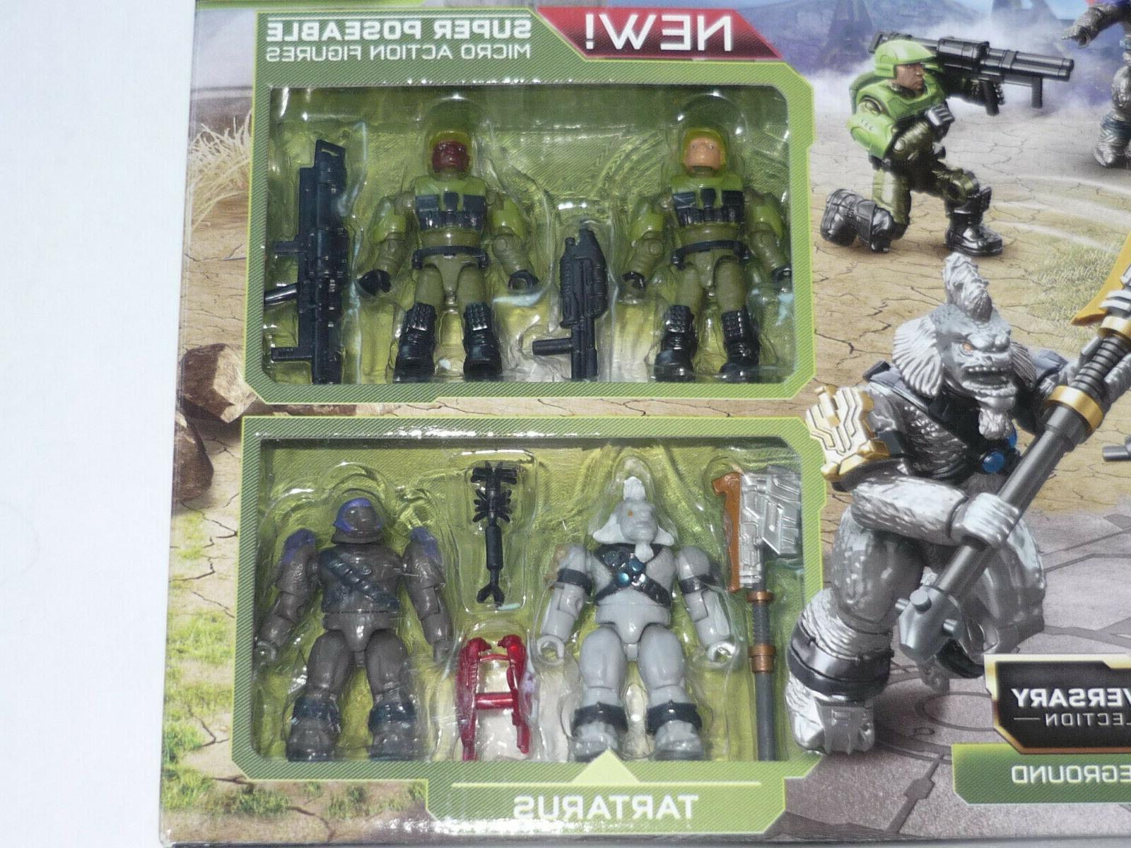 Mega Bloks Halo 97519 Battleground Collection