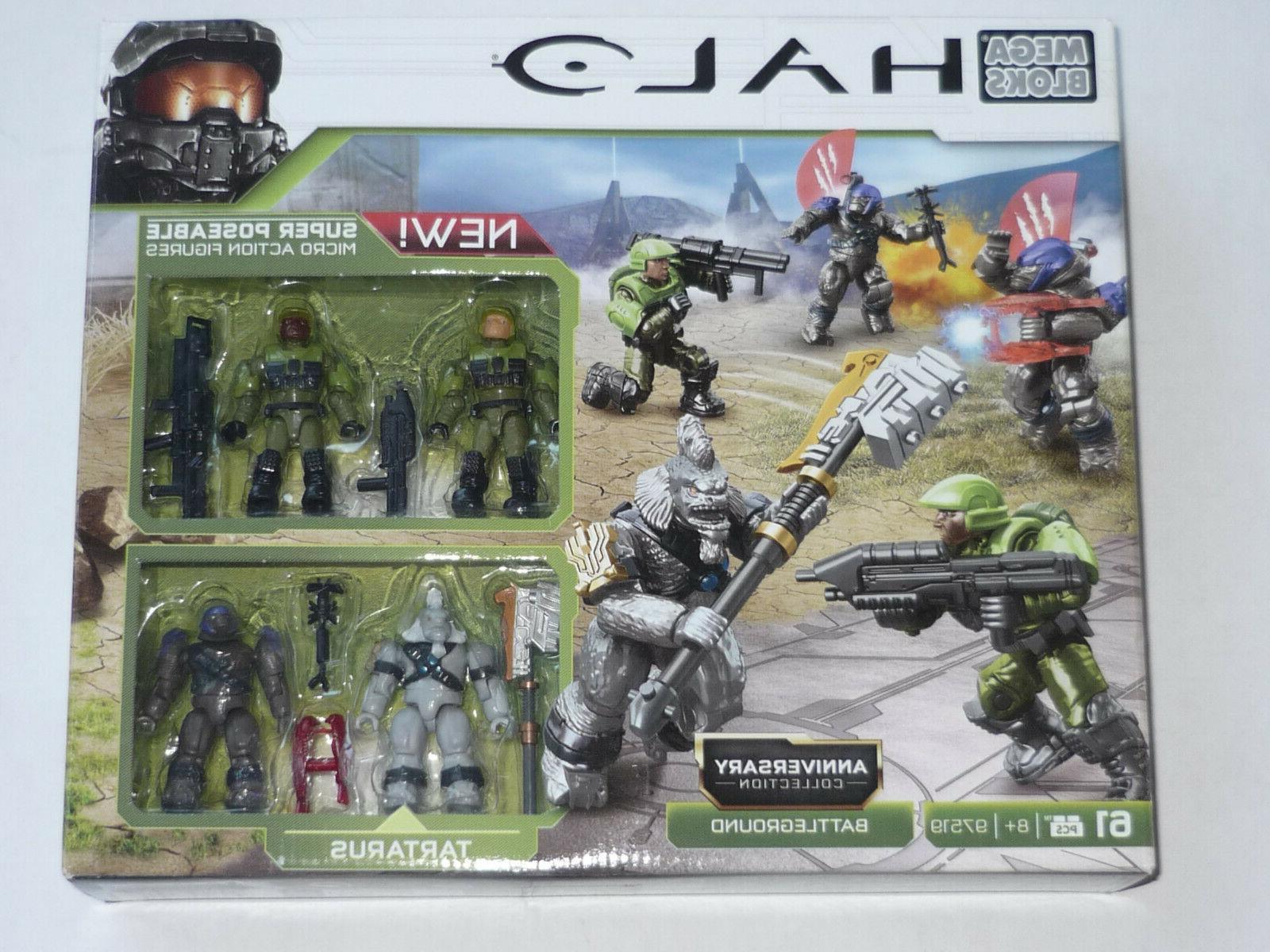 halo 97519 battleground action figure anniversary collection