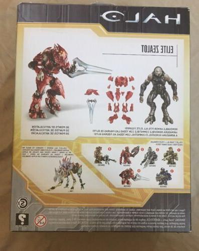 HALO ZEALOT INCH FIGURE AN ALPHA CRAWLER