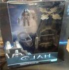Halo Universe Odst Drop Pod With The Rookie Action Figure Se