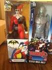 harley quinn 12 action figure and green