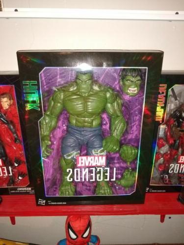Hasbro  Marvel Legends 12 inch HULK Action Figure NEW!