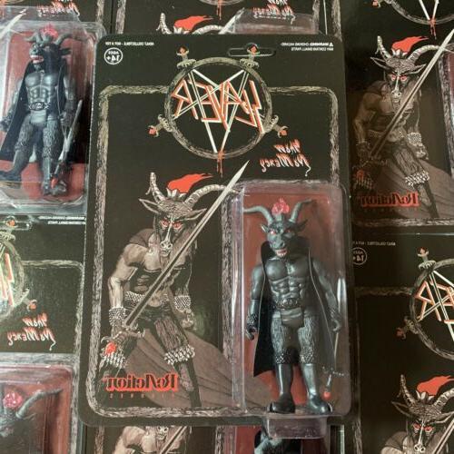 heavy metal band black magic slayer minotaur