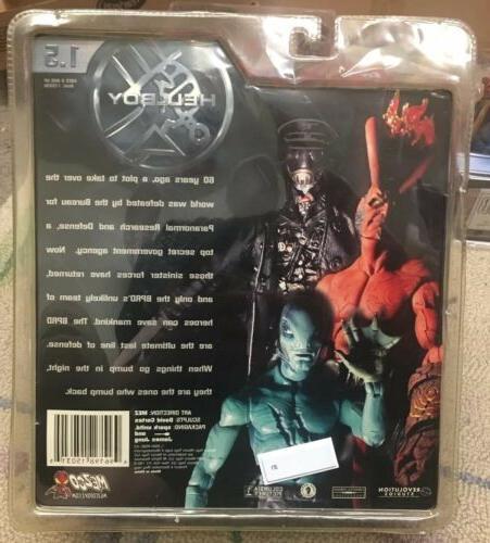 Hellboy 1.5 Action Mezco