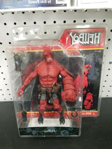 hellboy closed mouth action figure 2005 8