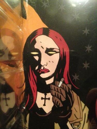 Hellboy Book Liz Sherman Art By Mike Mignola Ultra
